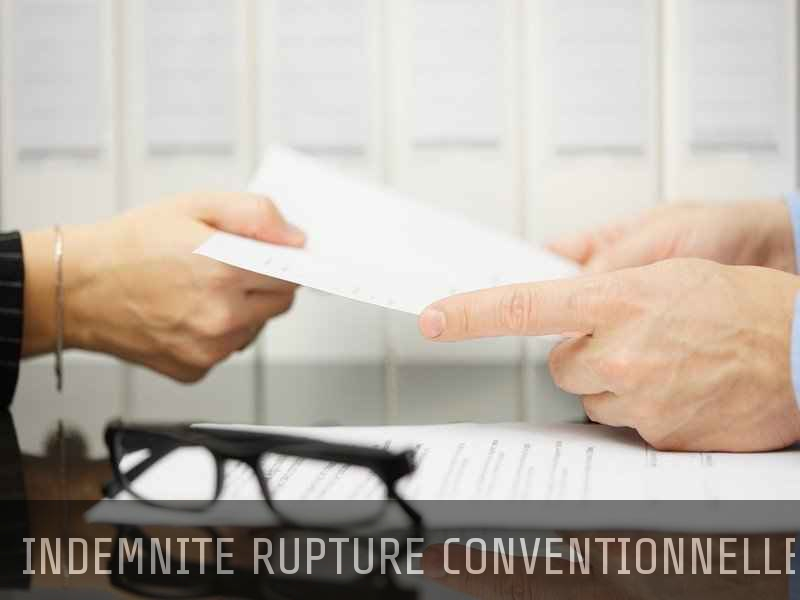 Rupture conventionnelle chomage